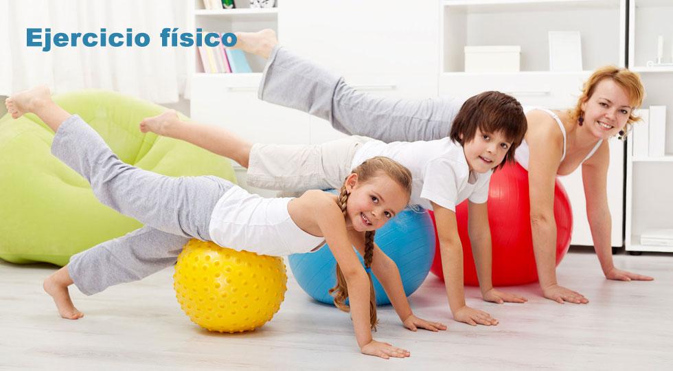 Aumentar el ejercicio físico para evitar las hemorroides