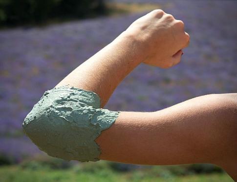 Los beneficios de usar arcilla para tratar articulaciones