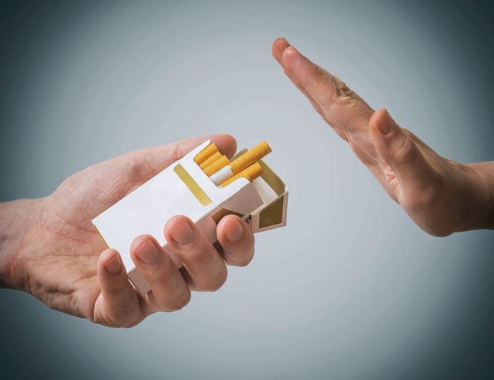 Auriculoterapia como terapia para dejar fumar