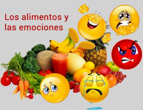 Descubre la relación entre los alimentos y las emociones