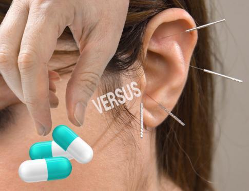 Tratamiento de molestias banales con electroacupuntura