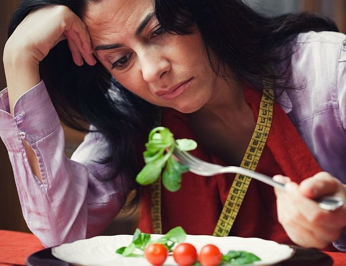 Cómo superar el efecto ansiolítico de la comida