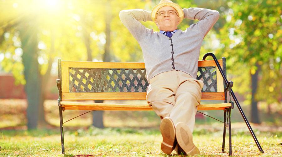 9 hábitos saludables para vivir más tiempo: evitar el estrés