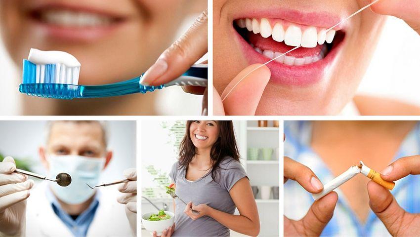 Pasos para tener una buena salud bucal