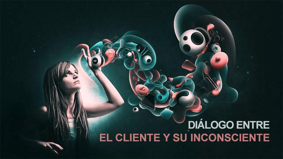 Con la KinesioConsciencia se establece un diálogo entre el cliente y su inconsciente,