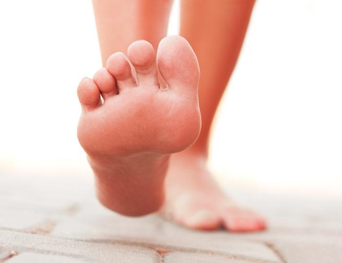 El pie, gran olvidado de nuestro cuerpo