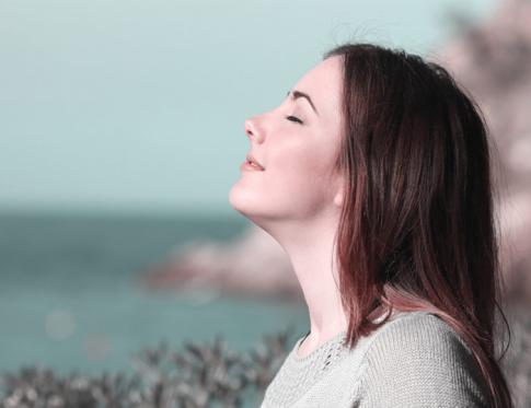 Breathing - learn to breathe