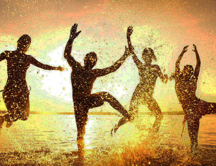 Cómo vivir la vida de forma más positiva