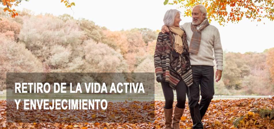 Retiro de la vida activa y envejecimiento