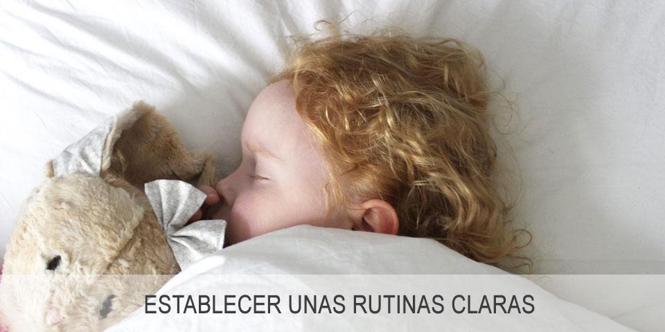 Cómo evitar el estrés en los niños: establecer rutinas claras