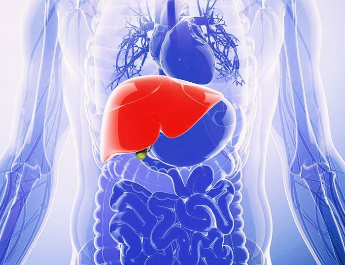 hepatitis hígado y el estado emocional