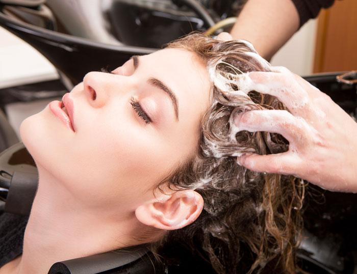 Tipo de champú recomendados para el cabello graso