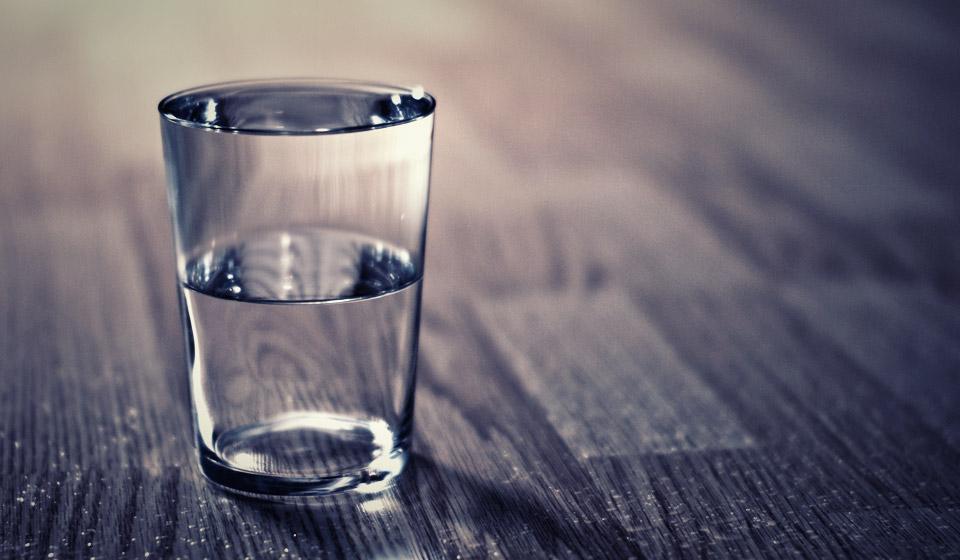 ¿Cómo ves el vaso? ¿Medio lleno o medio vacío? - planteamiento