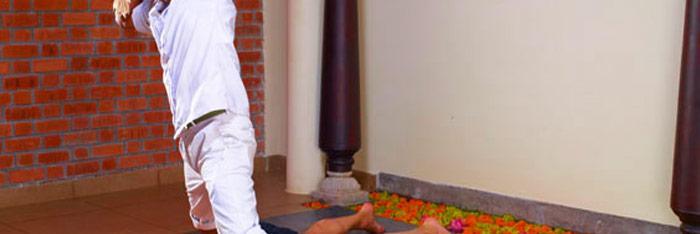 El antiguo arte del masaje con los pies