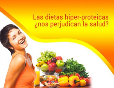 Las dietas proteicas (dukan) - ¿perjudican la salud?