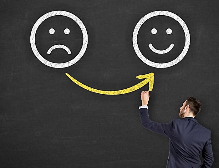 La trampa del pensamiento positivo