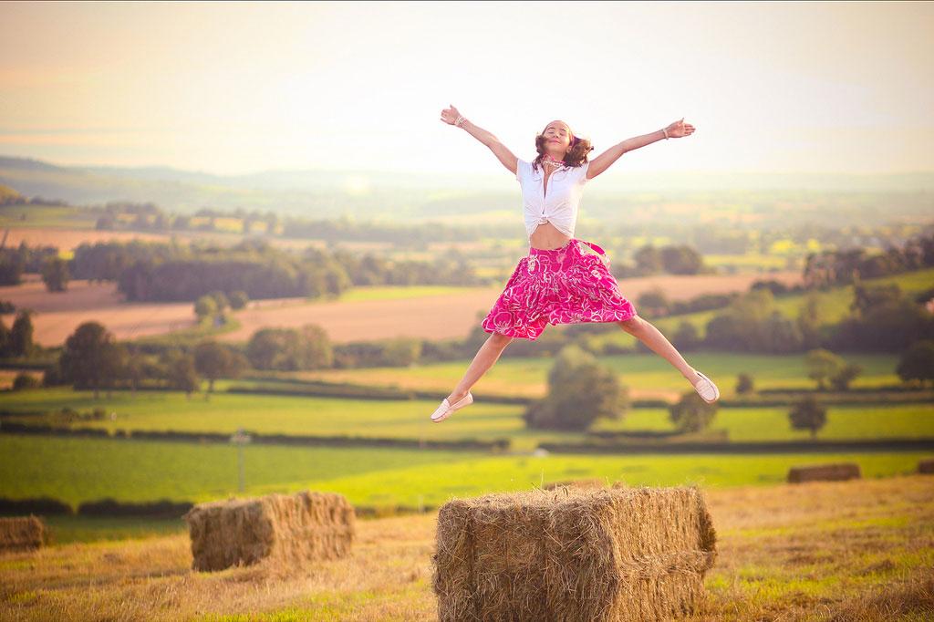 El desapego espiritual significa soltar, dejar ir, dar un salto hacia nuestra libertad.
