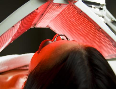 Terapia Led para las arrugas y otros problemas dermatológicos
