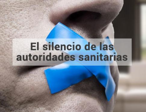 El silencio de las autoridades sanitarias