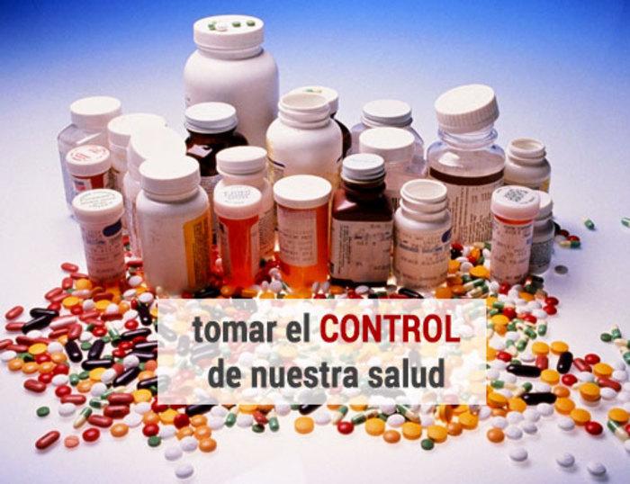 Tomar el control de nuestra salud