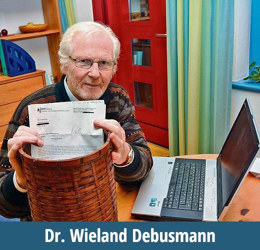 Dr. Wieland Debusmann