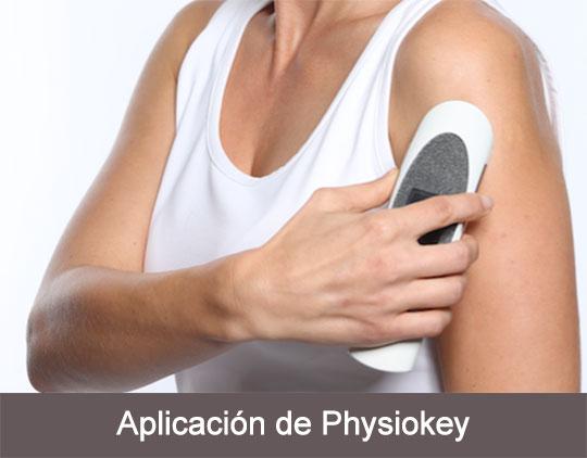 Aplicación de la Terapia Physiokey