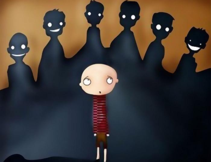 La ansiedad social