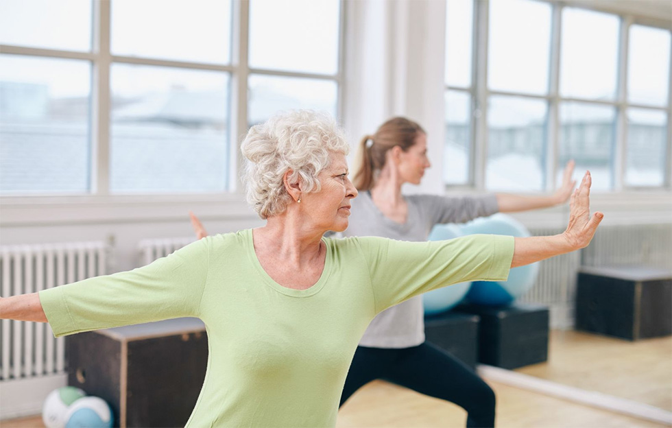 Descubrir el ejercicio físico que más va contigo - personas practicando ejercicio