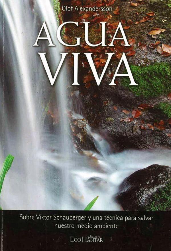Portada del libro: Agua viva