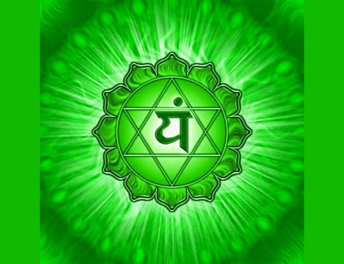 Chakra del corazón: cuarto chakra