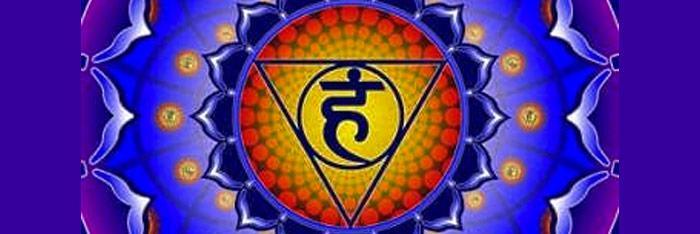 Chakra de la garganta: quinto chakra