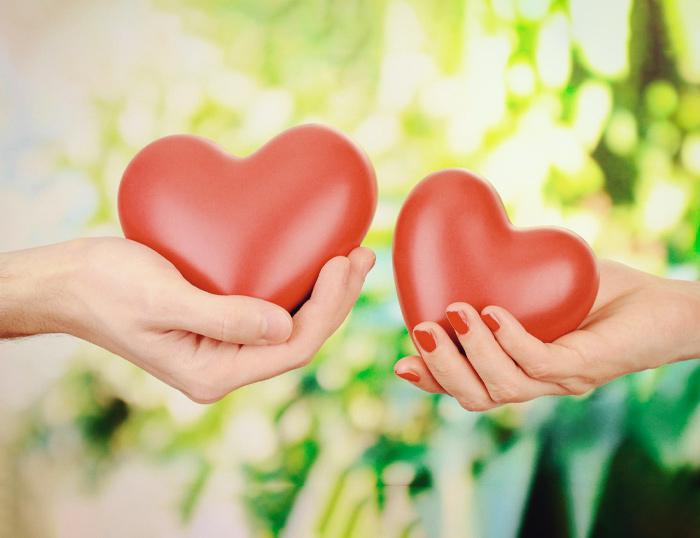 La necesidad de recibir amor