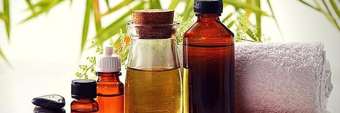Masaje holístico con aromaterapia