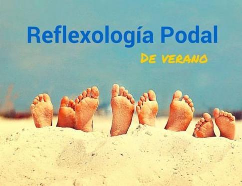 Cómo realizar una auto sesión de reflexología podal en la playa