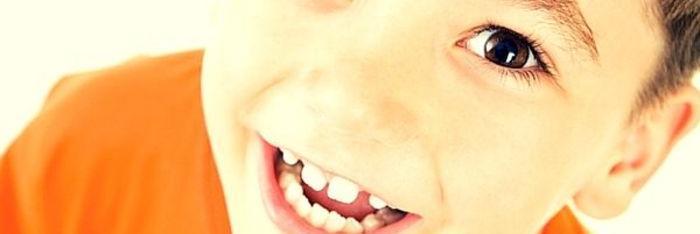 Descodificación dental en niños