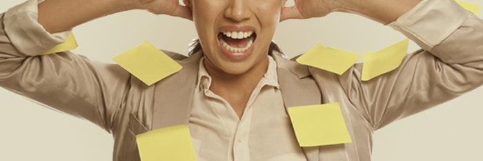 7 razones que causan estrés y cómo combatirlo