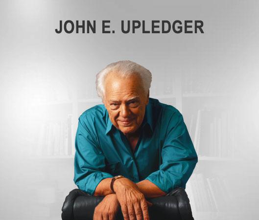 John E. Upledger, creador de la técnica craneosacral