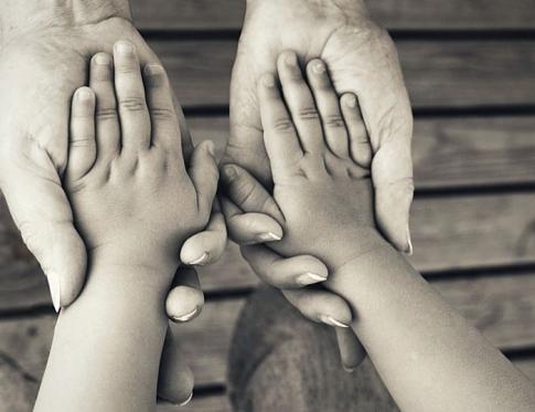 La aplicación del Reiki en niños