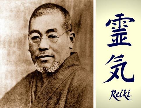 Sensei Mikao Usui y los principios del Reiki