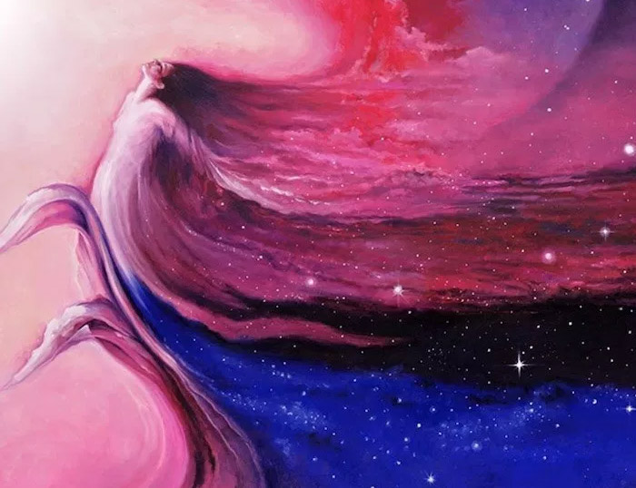 Energía femenina, el misterio de la vida