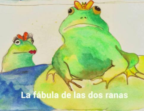La fábula de las dos ranas y las creencias limitantes.