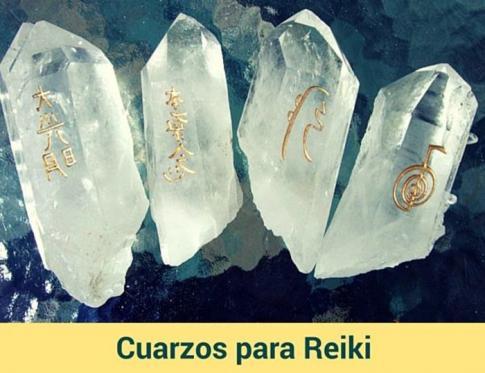 Cómo usar la parrilla de cristales de cuarzo en Reiki avanzado
