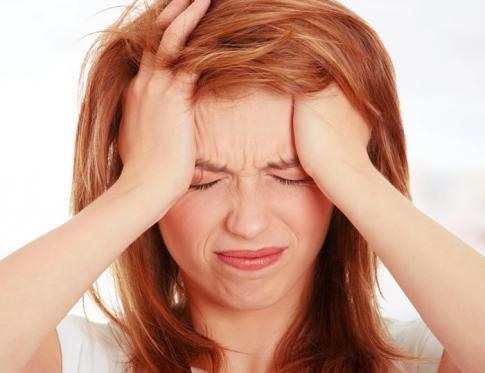 Como trabajar la tensión facial con masaje