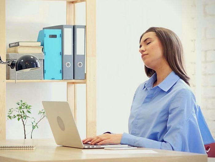 Los efectos de la relajación comparándolo con el reinicio de un ordenador