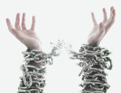 Rompe tus cadenas. El cambio es posible