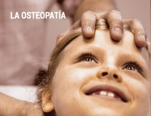 Aplicación de Osteopatía en un niño