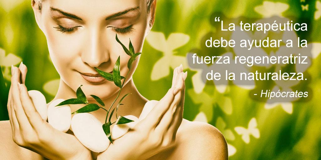 La terapéutica debe ayudar a la fuerza generatriz de la naturaleza