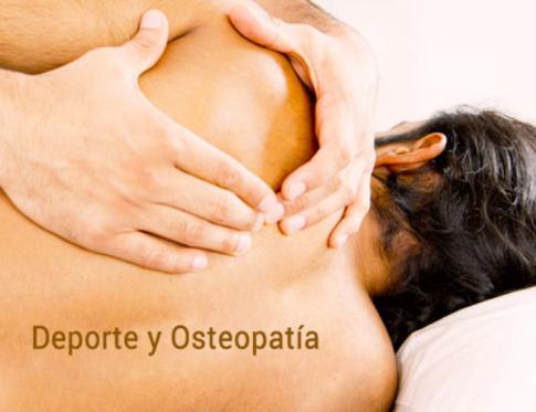 La osteopatía para prevenir lesiones en el deporte