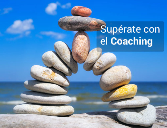 Supérate con el coaching