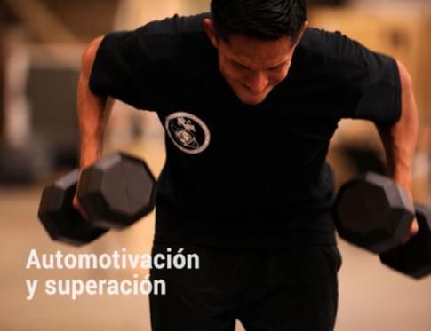 Automotivación y superación